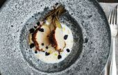 Pot-Roasted Celery Root with Olives and Buttermilk Recipe