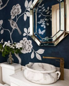 The Prettiest Powder Room