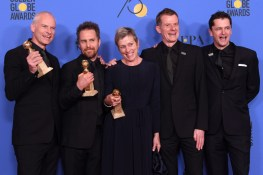 Three Billboards Outside Ebbing, Missour Wins The Best Motion Picture In A Drama