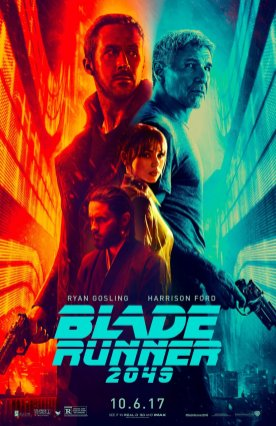 """Blade Runner 2049"" (Ron Barlett, Mac Ruth) For Best Sound Mixing"
