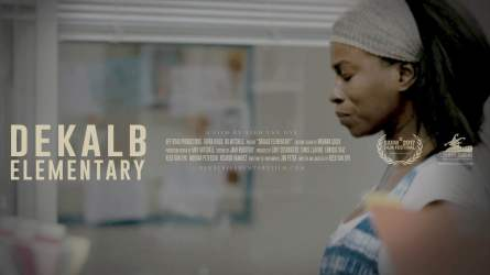 """Dekalb Elementary"" (Reed Van Dyk) For Best Live Action Short"