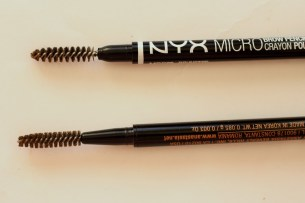 Anastasia Beverly Hills Brow Wiz vs. NYX Micro-Brow Pencil