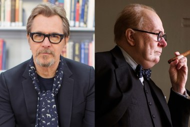 Gary Oldman (Darkest Hour) For Best Actor