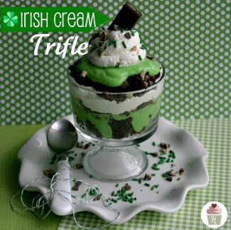 Irish Cream Trifle