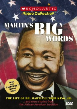 Martin's Big Words by Doreen Rappaport