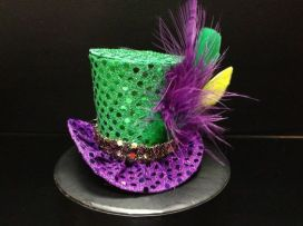 St. Patty's Day Mini Top Hat