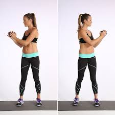 Standing Trunk Twists