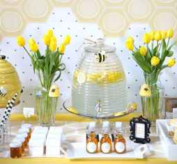 Sweet as Can Bee Theme For Baby Shower