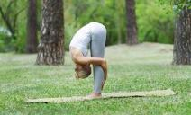 Uttanasana – Standing Forward Bending Pose
