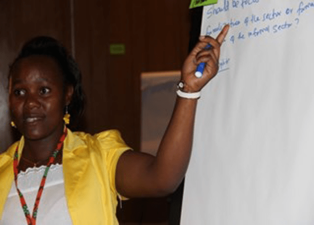 African dairy value chain workshop –Nairobi