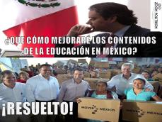 La política educativa en México