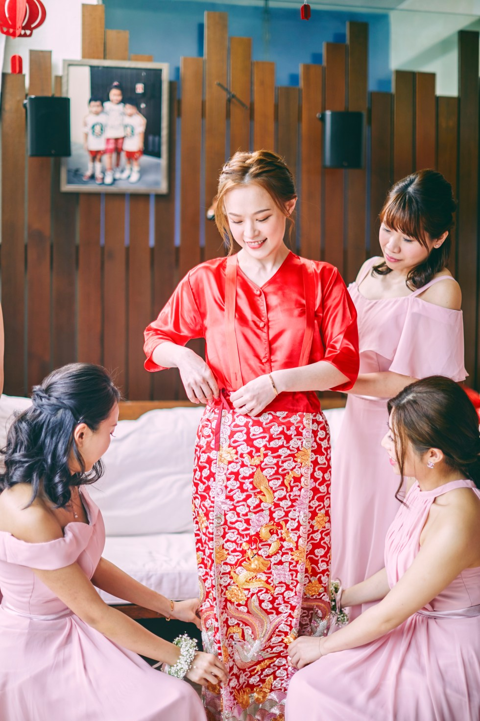 Tiffany and Jerry zOO Hong Kong Wedding Day photography 婚攝