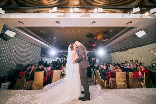 Tiffany and Jerry zOO Hong Kong Wedding Day photography 婚攝 - 翠亨邨