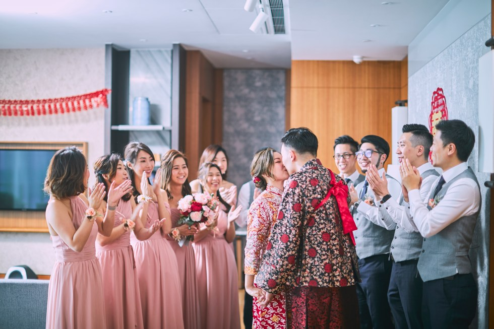 Sherry and Darren zOO Hong Kong Wedding Day photography 婚攝 - Kerry Hotel 嘉里酒店