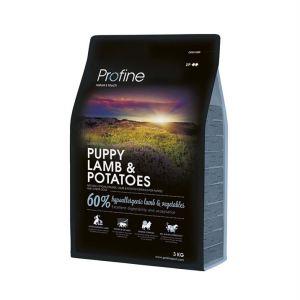 Корм для щенков всех пород с ягненком и картофелем Profine Puppy Lamb Potatoes
