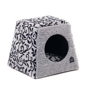 """Домик для кошек и собак Природа Pet Fashion """"ОСКАР"""" (36*36*34)"""
