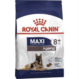 Сухой корм для собак крупных пород Royal Canin MAXI AGEING 8+ (старше 8 лет)