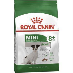Сухой корм для собак мелких пород Royal Canin MINI ADULT 8+ (старше 8 лет)