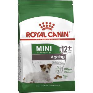 Сухой корм для собак мелких пород Royal Canin MINI AGEING 12+ (старше 12 лет)