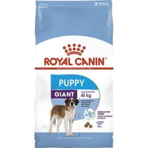Сухой корм для щенков гигантских пород Royal Canin GIANT PUPPY (с 2 до 8 месяцев)