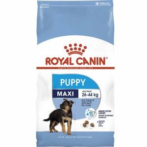Сухой корм для щенков крупных пород Royal Canin MAXI PUPPY (до 15 месяцев)