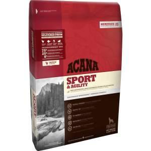 Корм для активных собак (старше 1года)  Acana Sport & Agility