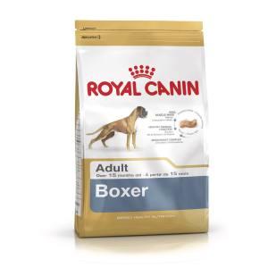 Сухой корм для собак породы Боксер Royal Canin BOXER ADULT (старше 15 месяцев)