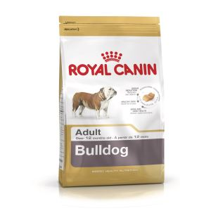 Сухой корм для собак породы английский Бульдог Royal Canin BULLDOG ADULT (старше 12 месяцев)