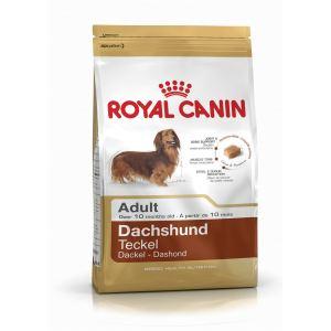 Сухой корм для собак породы Такса Royal Canin DACHSHUND ADULT (старше 10 месяцев)