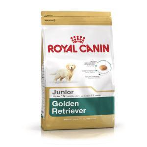 Сухой корм для щенков породы Голден ретривер Royal Canin GOLDEN RETRIEVER JUNIOR (до 15 месяцев)