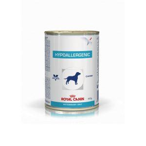 Влажный корм для собак при пищевой аллергии/непереносимости Royal Canin HYPOALLERGENIC