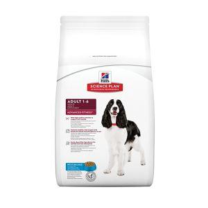 Корм для собак средних пород - Улучшенная форма Hill's SP Canine Adult Advanced Fitness Medium с тунцом и рисом