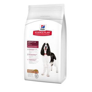 Корм для собак средних пород - Улучшенная форма Hill's SP Canine Adult Advanced Fitness Medium с ягненком и рисом