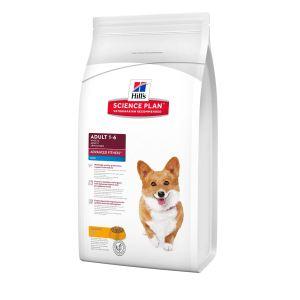 Корм для собак мелких пород - Улучшенная форма Hill's SP Canine Adult Advanced Fitness Mini с курицей