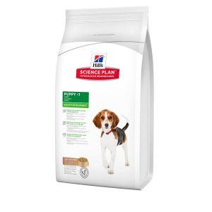 Корм для щенков средних пород - Здоровое развитие Hill's SP Canine Puppy Healthy Development Medium Ягненок и Рис