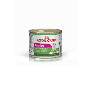 Консервы для щенков мелких пород Royal Canin JUNIOR WET (до 10 месяцев)