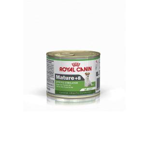 Консервы для собак мелких пород в возрасте старше 8 лет Royal Canin MATURE +8 WET