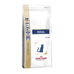 Лечебный сухой корм для кошек с хронической почечной недостаточностью Royal Canin RENAL FELINE