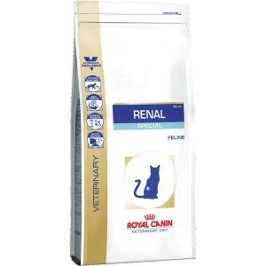 Лечебный сухой корм для кошек с хронической почечной недостаточностью Royal Canin RENAL FELINE SPECIAL