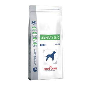 Корм для собак при лечении и профилактике мочекаменной болезни Royal Canin URINARY S/O