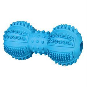 """Игрушка для собак Гантель """"Denta Fun"""" Trixie натуральная резина"""
