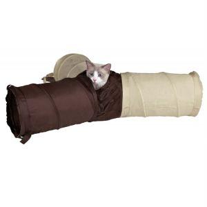 Тоннель для котов Trixie нейлон 3 рукава ø 22 см./50 см.