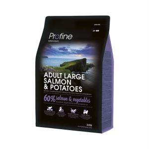 Корм для взрослых собак крупных пород с лососем и картофелем Profine Adult Large Breed Salmon Potatoes