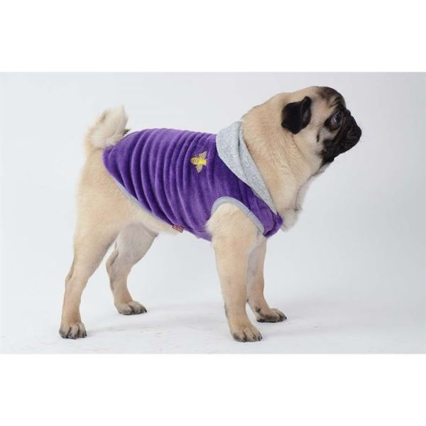 """Жилет для собак Pet Fashion """"Смайл"""" желтый, фиолетовый 2018"""
