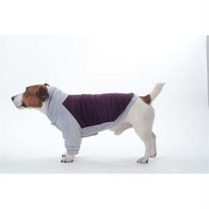 """Толстовка для собак Pet Fashion """"Генри"""" бордо, синий 2018"""