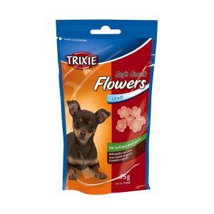 "Лакомство для собак ""Flowers"" Trixie 75 гр. (ягненок и курица)"