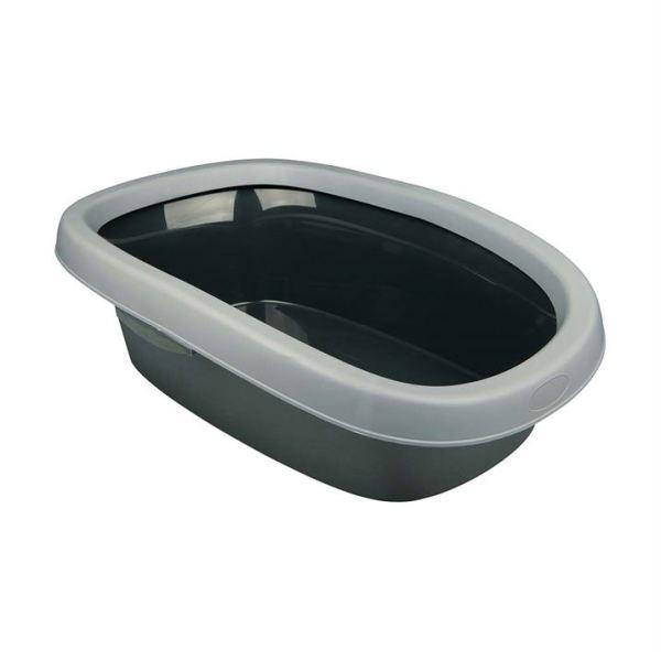 """Туалет для кошек с бортиком """"Carlo"""" Trixie"""