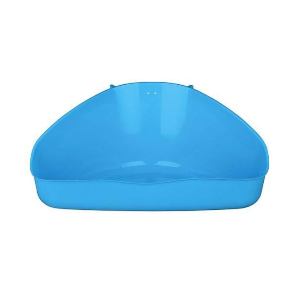 Туалет угловой для грызунов Trixie (цвета в ассортименте) 16 x 7 x 12/12 см.