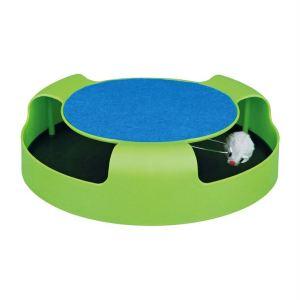 "Игрушка для кошек - Трек игровой ""Catch The Mouse"" Trixie 25×6 см. пластик"
