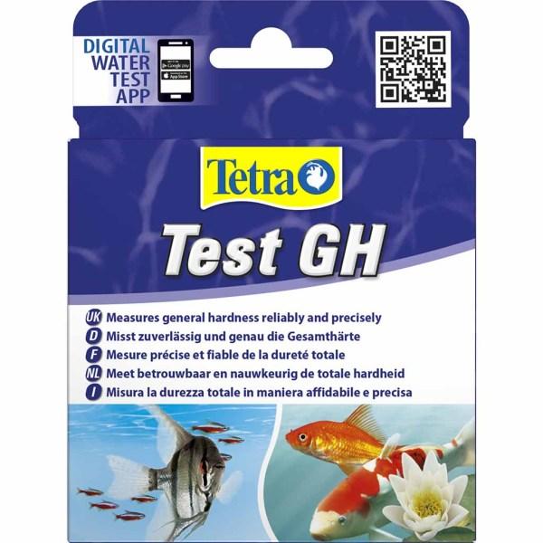 Капельный тест на общую жесткость воды в аквариуме Tetra Test GH 10 мл.